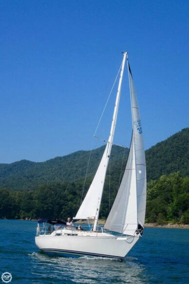 C & C Yachts Landfall 35, 34', for sale - $36,800