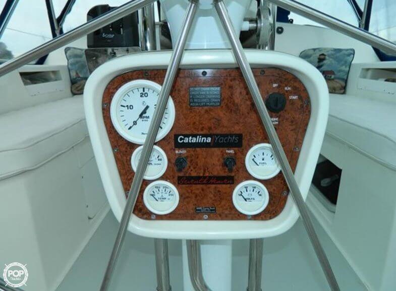 1995 Catalina 42 - Photo #6