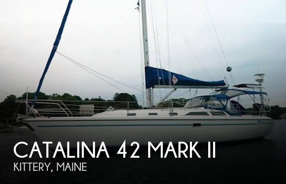 1995 Catalina 42 - Photo #1