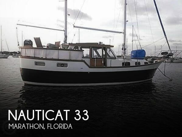 1978 Nauticat 33 - Photo #1