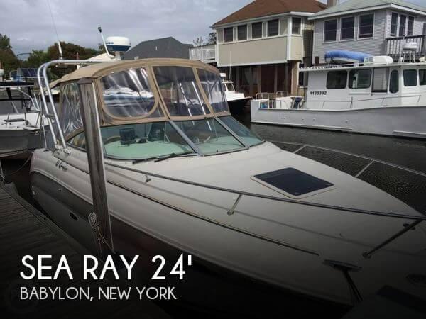 2002 Sea Ray 24 - Photo #1
