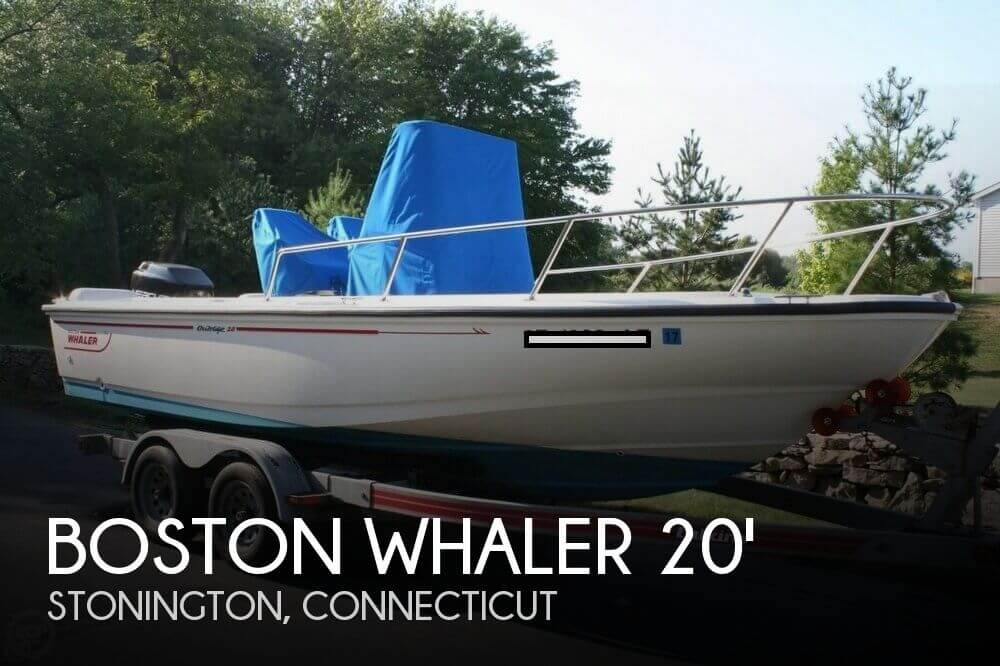 1998 BOSTON WHALER OUTRAGE 20 for sale