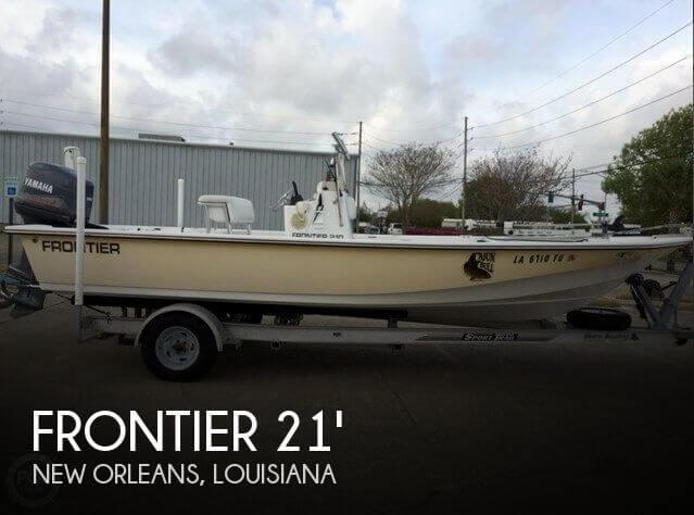 2008 Frontier 21 - Photo #1