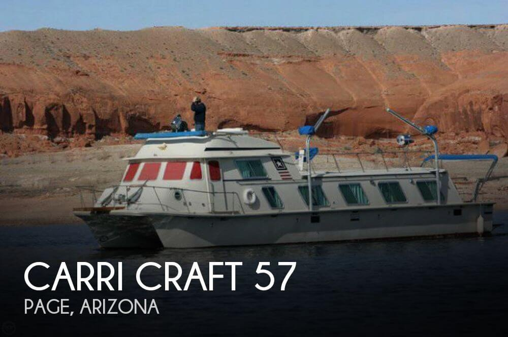 Used CARRI CRAFT Boats For Sale by owner | 1973 Carri Craft 58