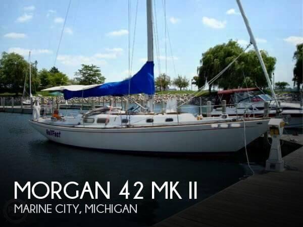 1972 Morgan 42 - Photo #1