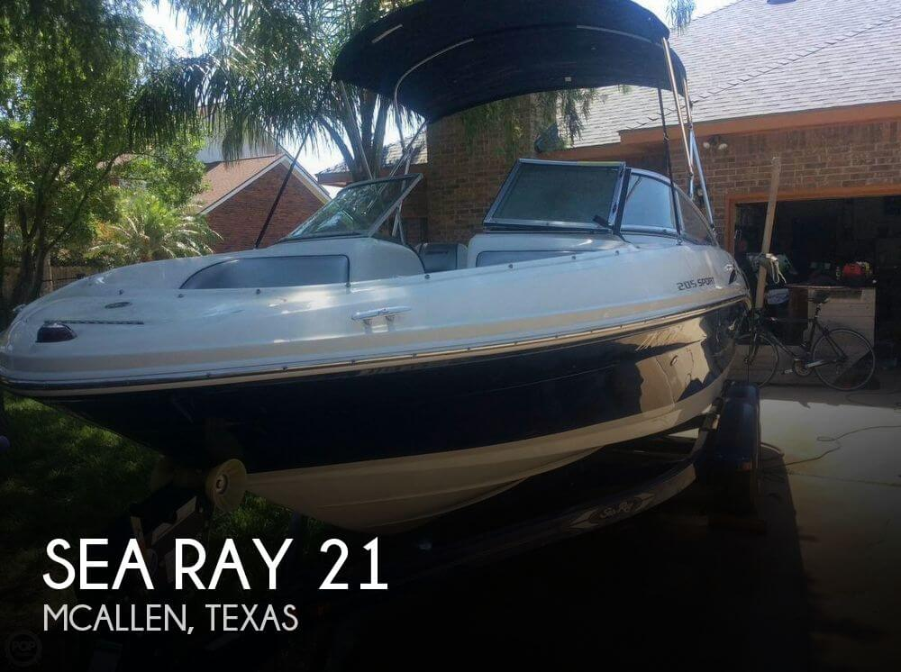 Used Boats For Sale in McAllen, Texas by owner | 2010 Sea Ray 21