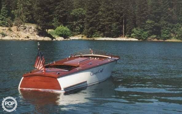 1992 Classic Craft 20 - Photo #1