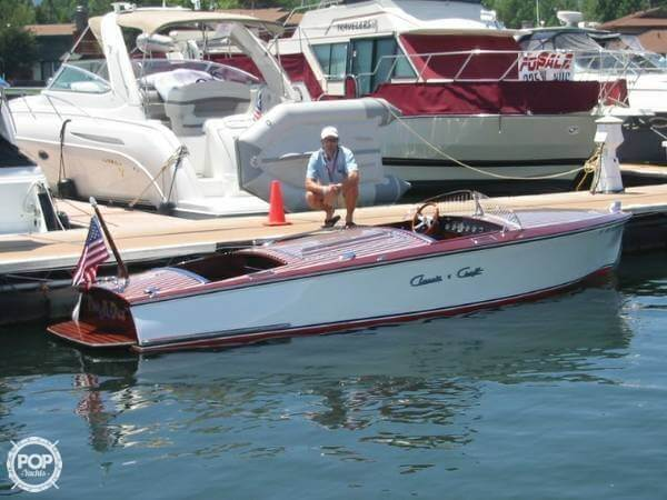 1992 Classic Craft 20 - Photo #2
