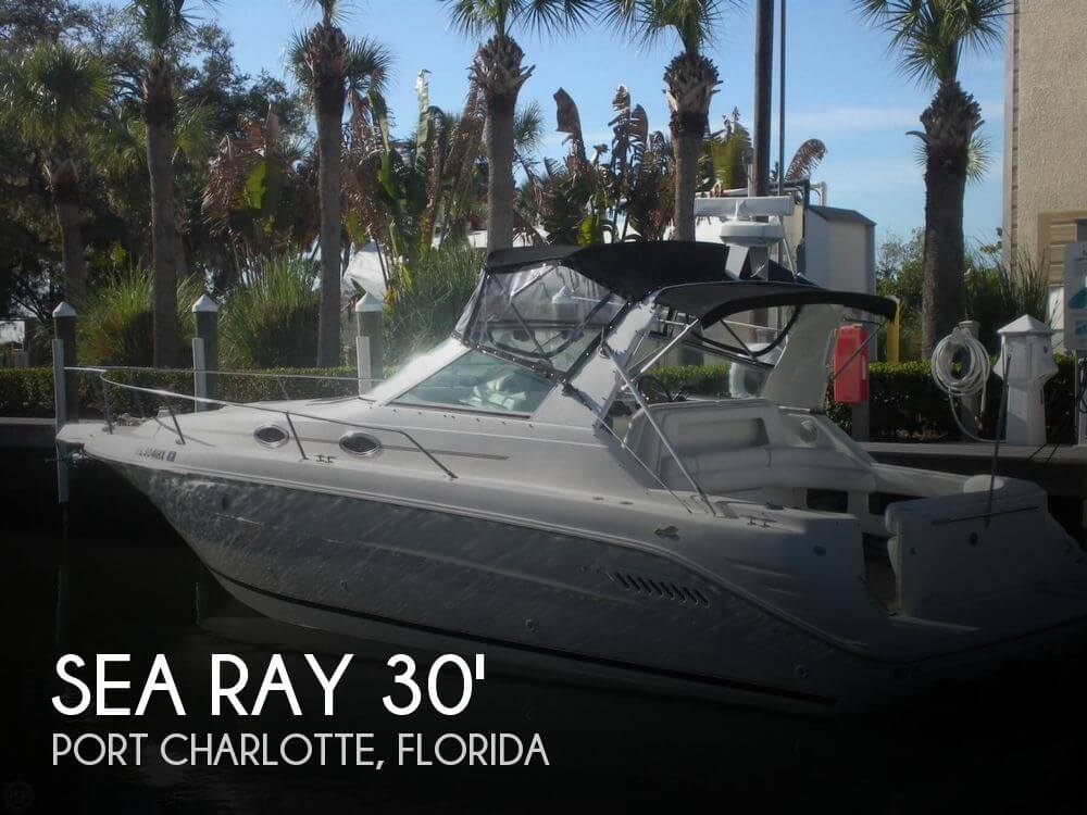 Used Sea Ray 30 Boats For Sale by owner | 1995 Sea Ray 30