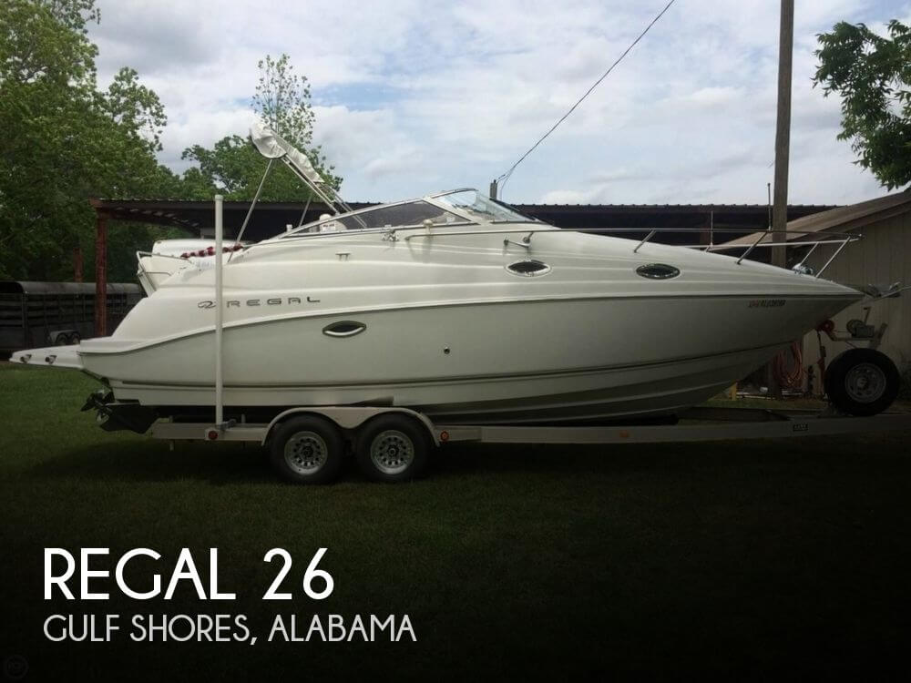 Used Regal 26 Boats For Sale by owner | 2003 Regal 26