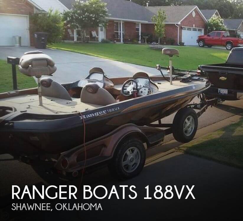 2008 Ranger Boats 18 - Photo #1