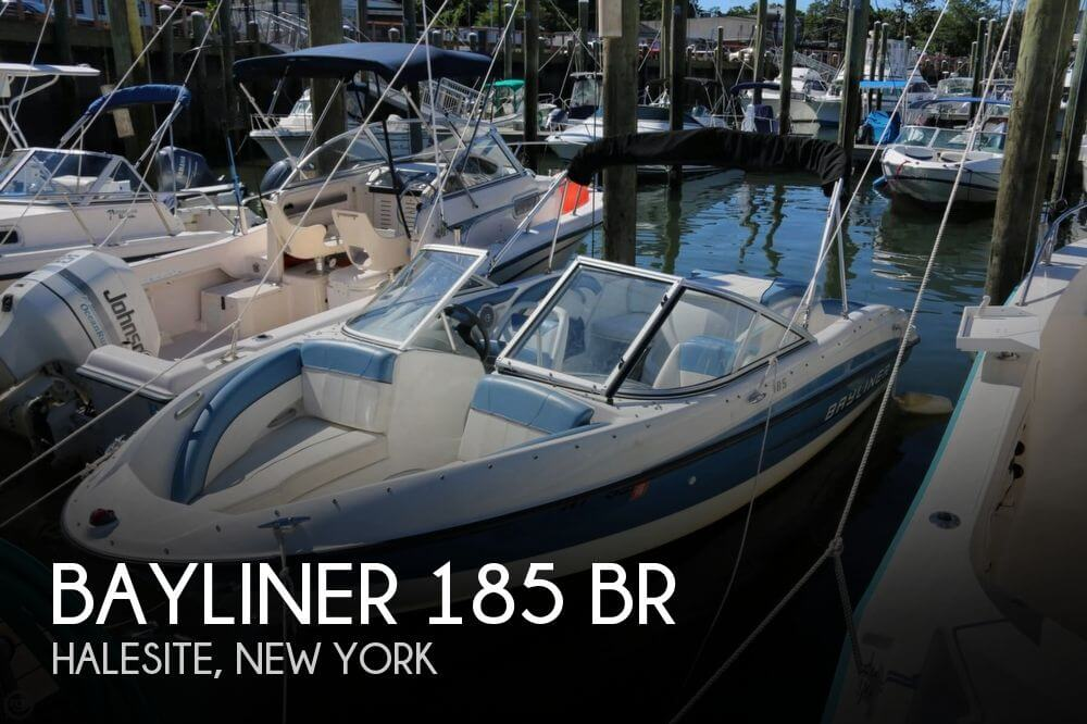 2012 BAYLINER 185 BR for sale