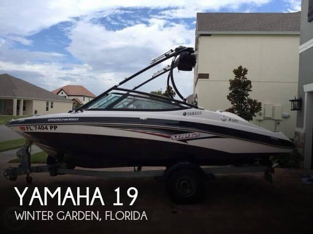2014 Yamaha 19 - Photo #1