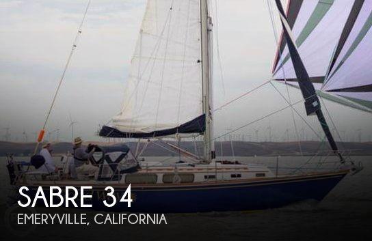 1985 Sabre 33 - Photo #1