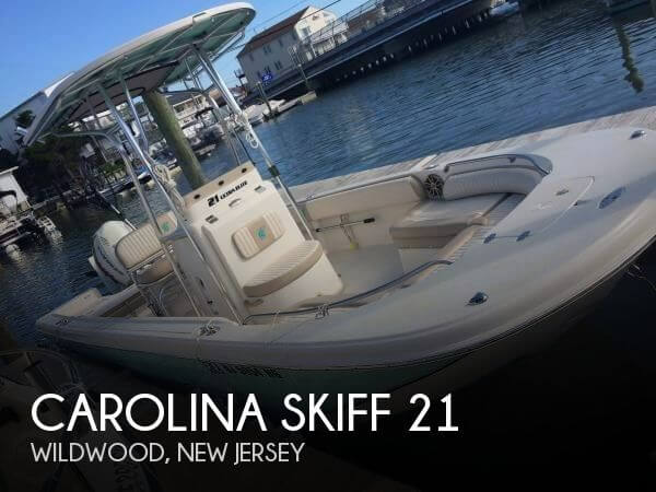 2015 Carolina Skiff 21 - Photo #1