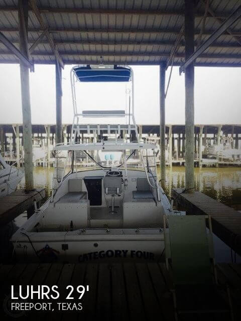 Used Fishing boats For Sale in Texas by owner | 1998 Luhrs 29