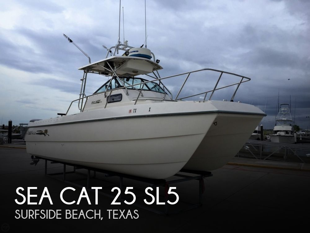 1997 Sea Cat 25 SL5