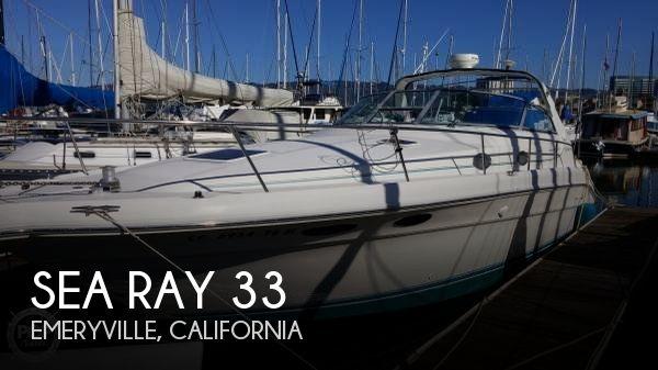 1995 Sea Ray 33 - Photo #1