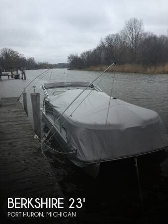 Used Berkshire Boats For Sale by owner | 2016 Berkshire 23