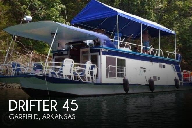 Used Boats For Sale in Fayetteville, Arkansas by owner | 1970 Drifter 45