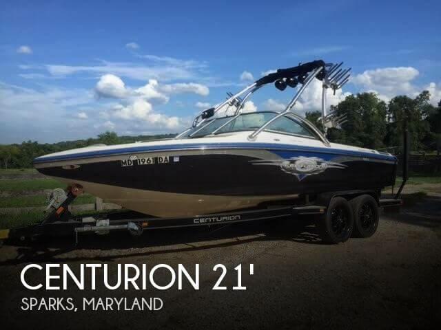 2006 Centurion 22 - Photo #1