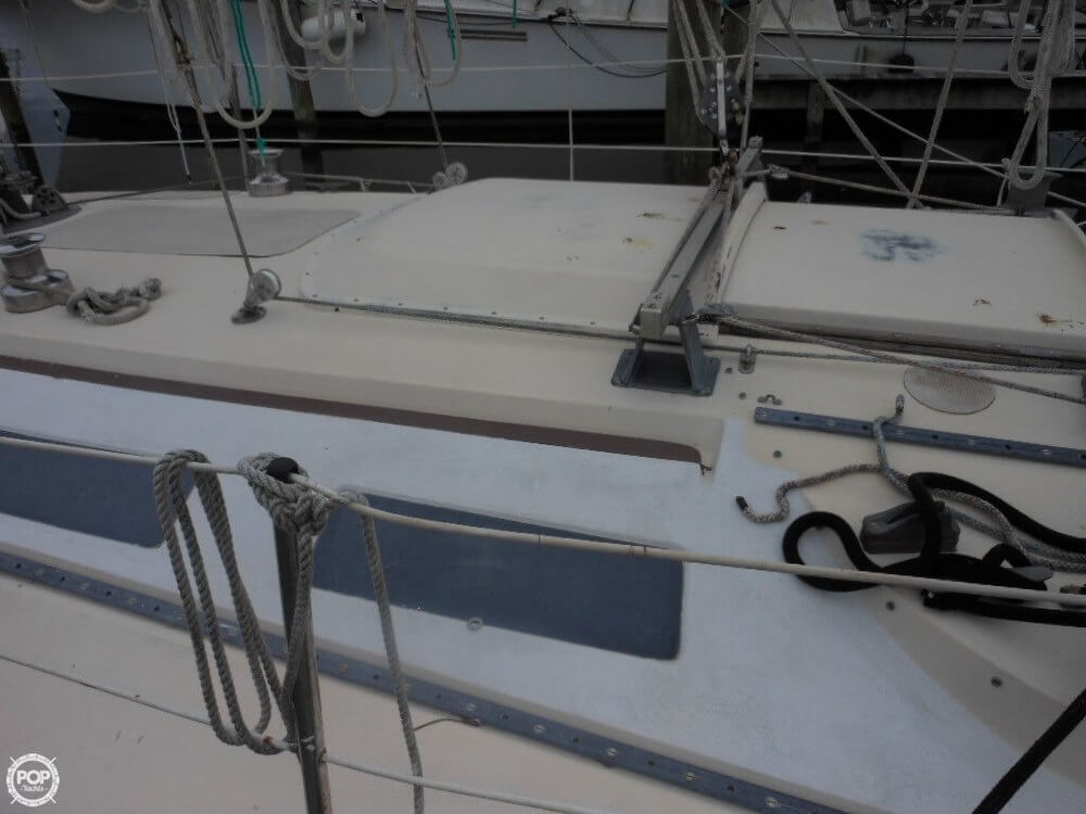 1973 Ranger Yachts boat for sale, model of the boat is One Ton & Image # 8 of 40