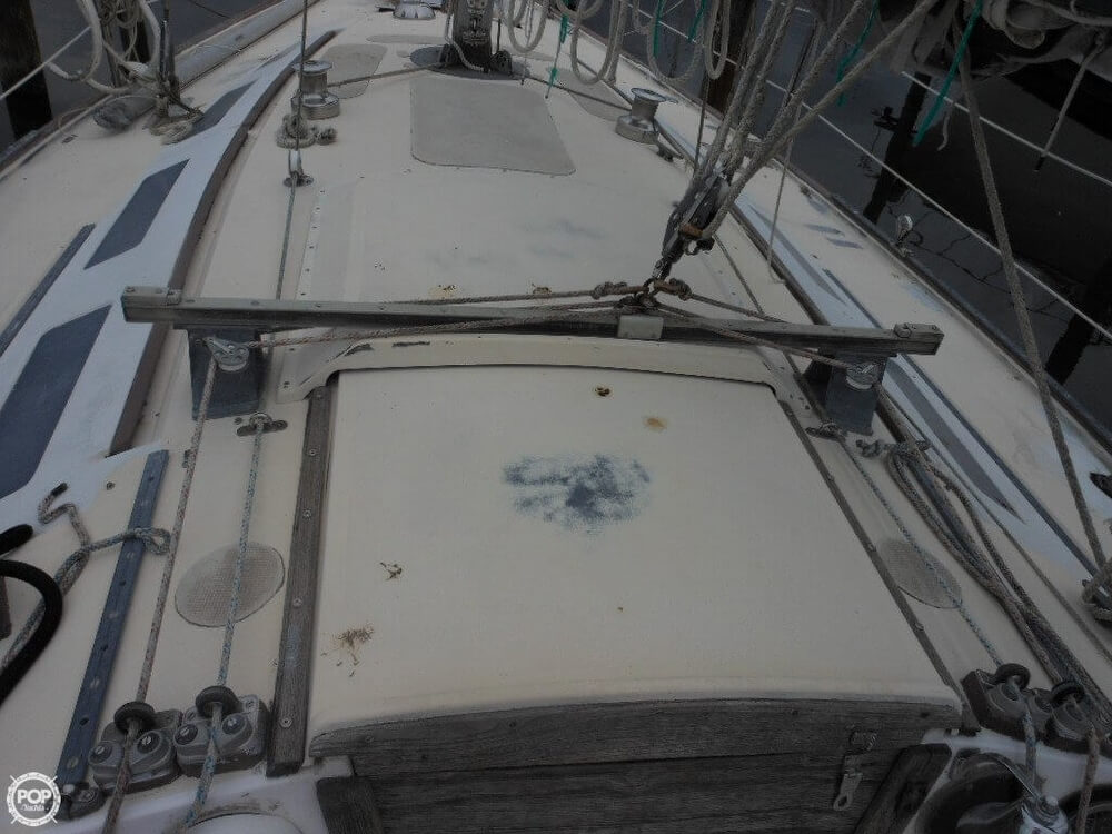 1973 Ranger Yachts boat for sale, model of the boat is One Ton & Image # 11 of 40