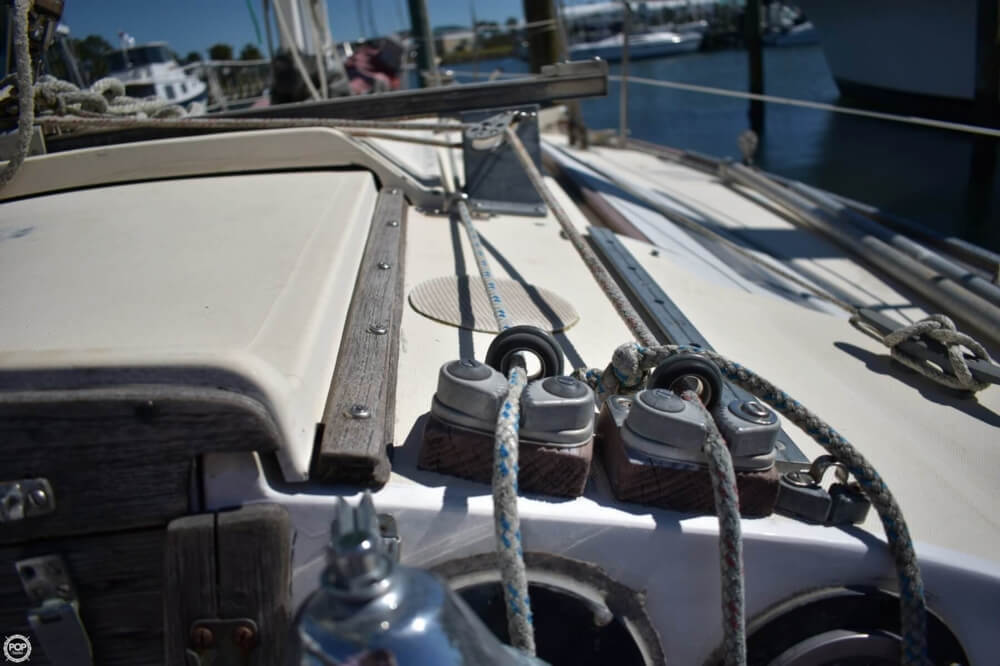 1973 Ranger Yachts boat for sale, model of the boat is One Ton & Image # 27 of 40