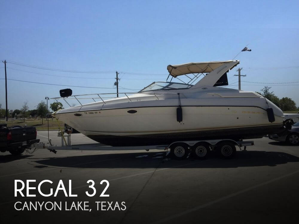 Used Boats For Sale in San Antonio, Texas by owner | 1999 Regal 32