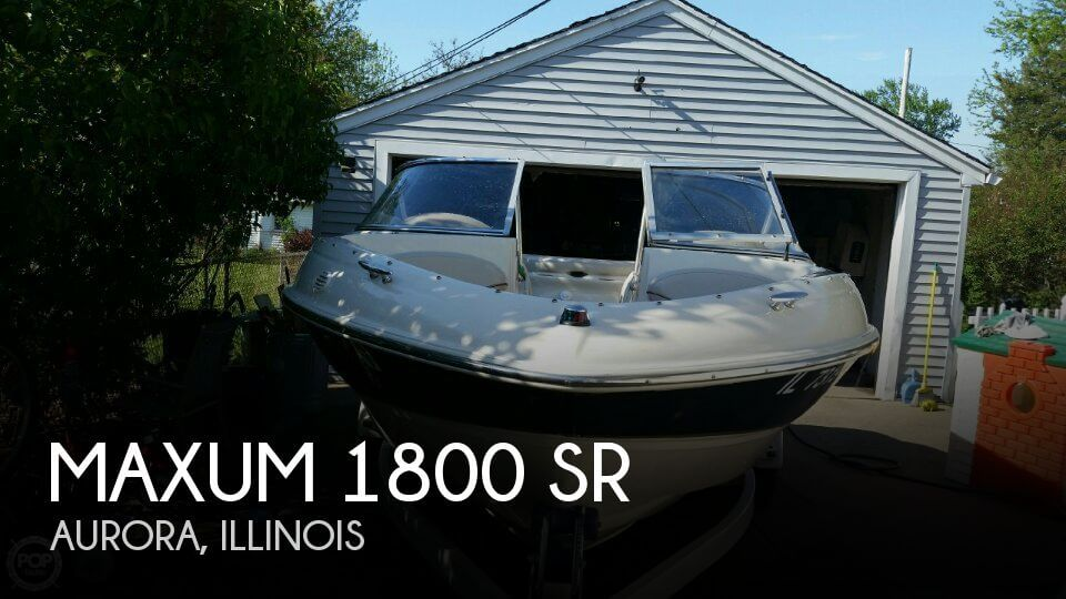 Used Maxum Ski Boats For Sale by owner | 2001 Maxum 18