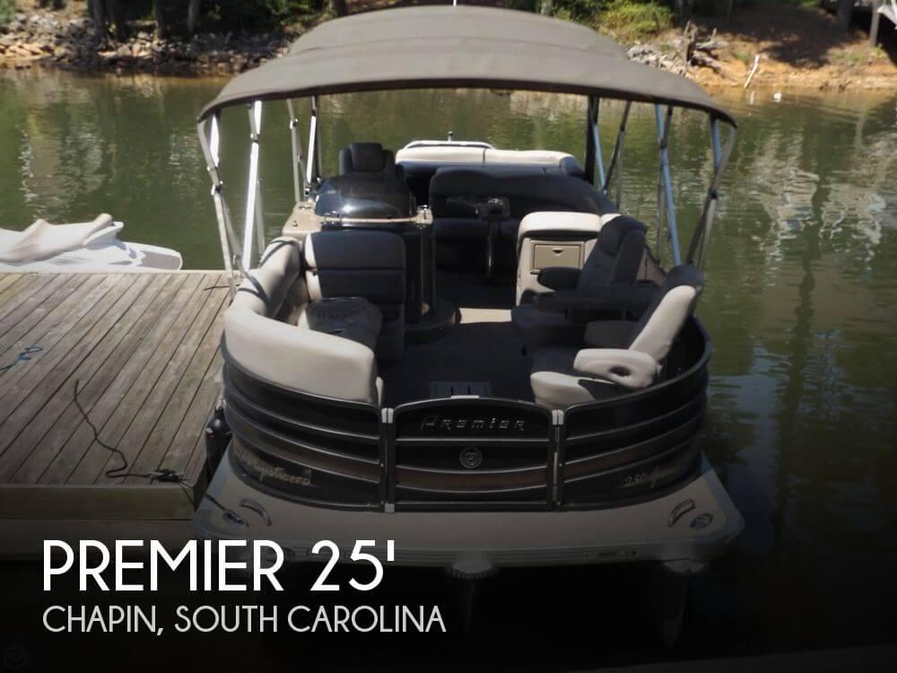 Used Premier Pontoons Boats For Sale In South Carolina