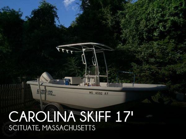2009 CAROLINA SKIFF 178 DLV for sale