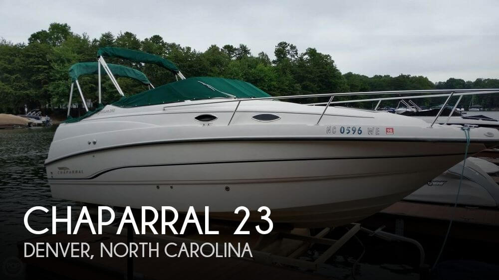 1998 Chaparral 23 Power Boat For Sale In Denver Nc