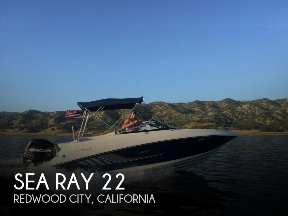 Used Boats For Sale in Salinas, California by owner | 2014 Sea Ray 22