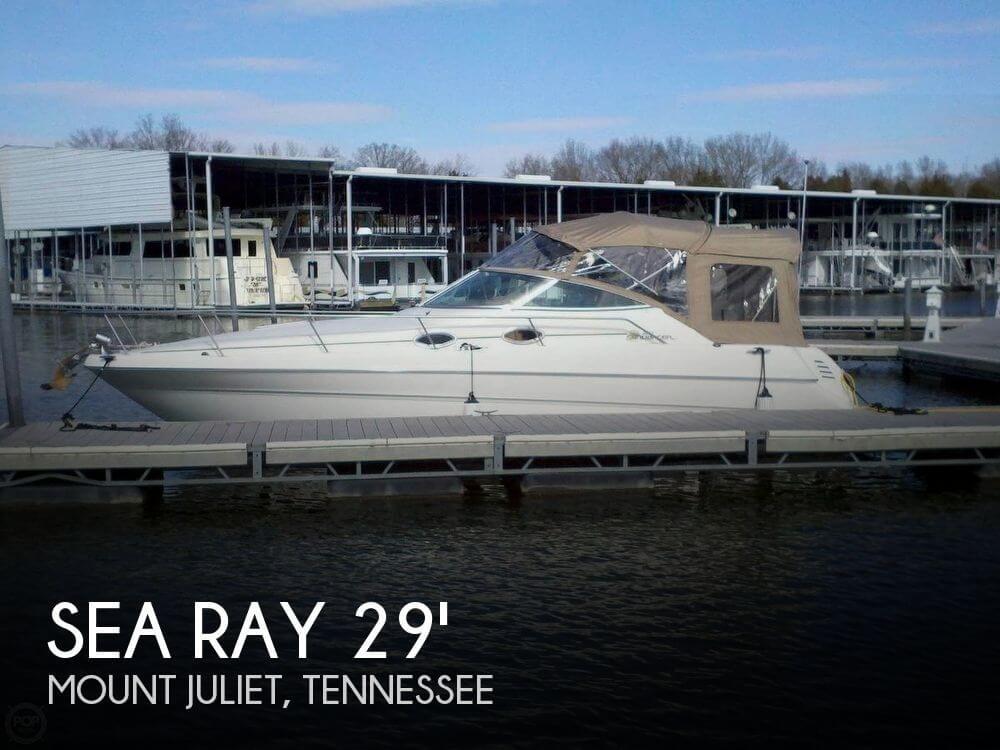 2001 Sea Ray 29 - Photo #1