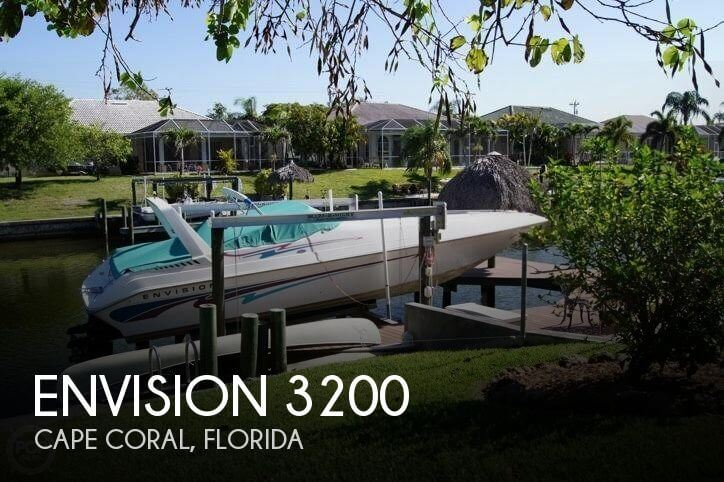 Used Envision Boats For Sale by owner | 1994 Envision 32