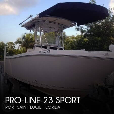 Pro line 23 39 boat for sale in port saint lucie fl for for Port st lucie fishing