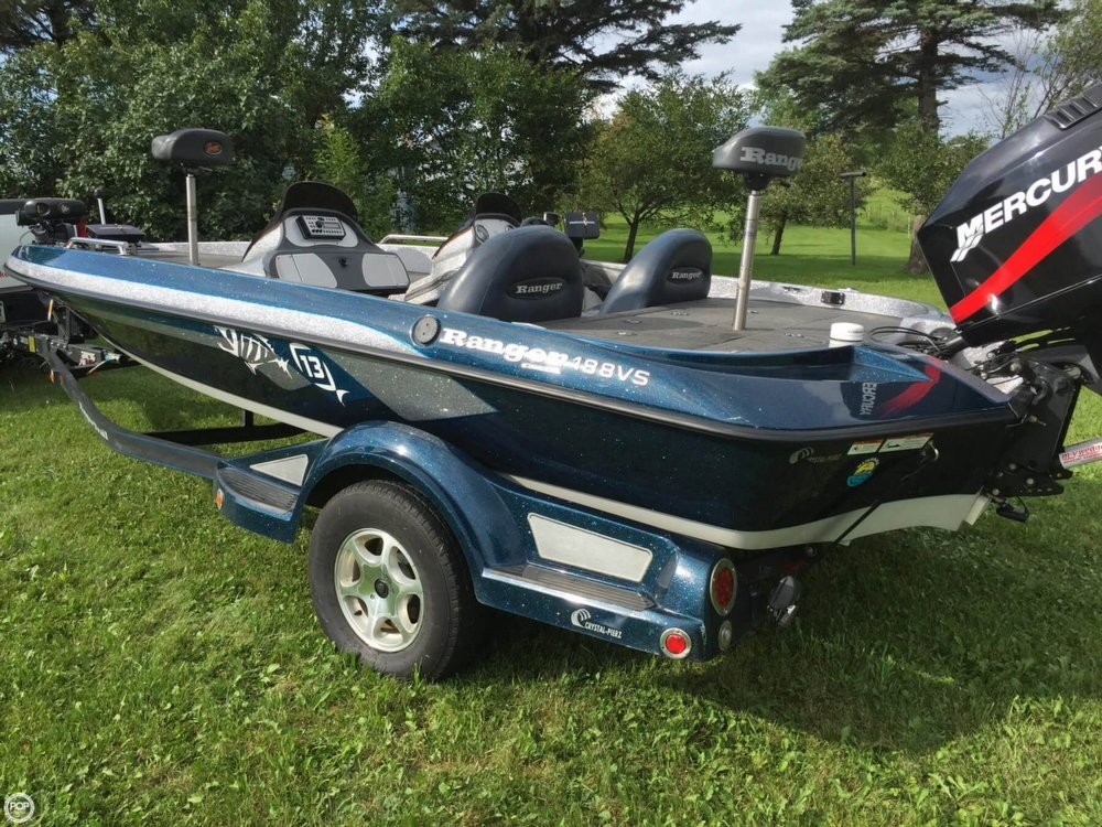 2007 Ranger Boats 18 - Photo #2