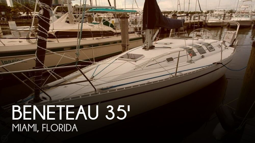 For Sale Used 1989 Beneteau First 35 S 5 In Miami Florida