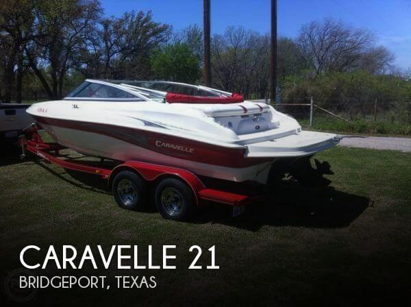 Used Caravelle Boats For Sale by owner | 2008 Caravelle 21