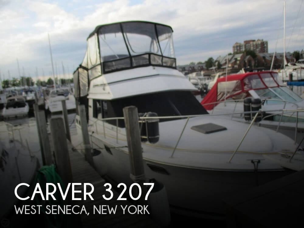 Used Carver 3207 Boats For Sale by owner | 1998 Carver 3207