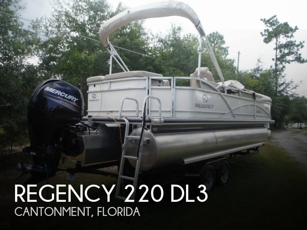 2015 REGENCY 220 DL3 for sale