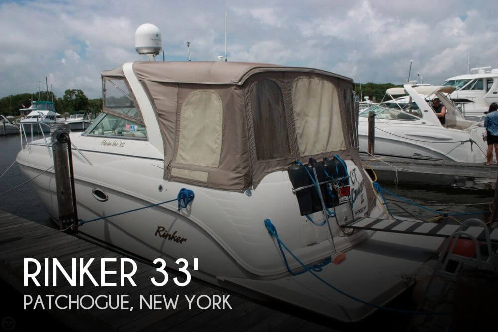 Used Rinker Boats For Sale in New York by owner | 2003 Rinker 33