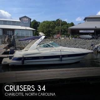 2005 Cruisers 34 - Photo #1