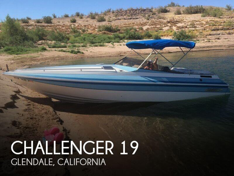 Used Challenger  Boats For Sale by owner | 1989 Challenger 19