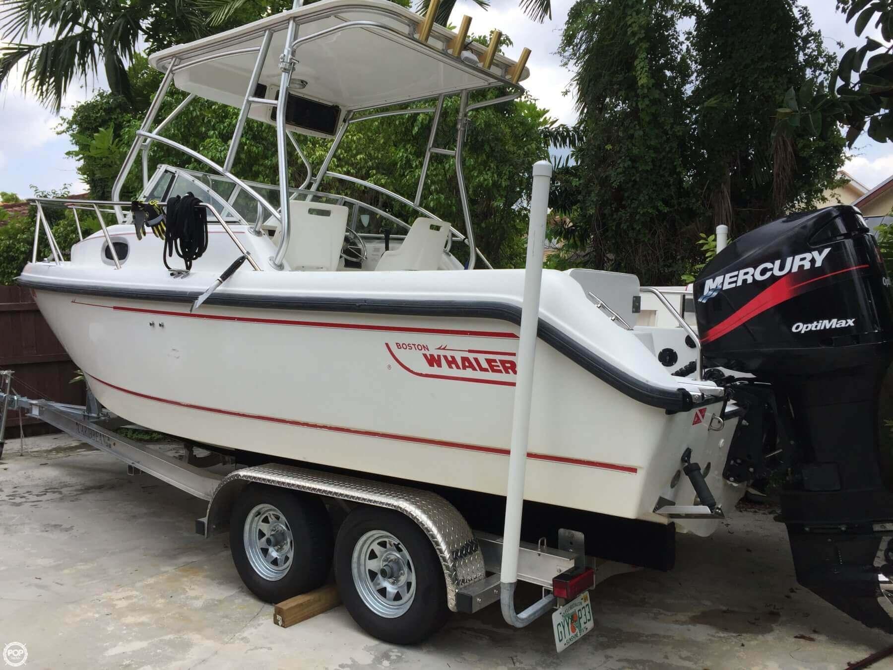 2000 Boston Whaler Conquest 21 WA For Sale