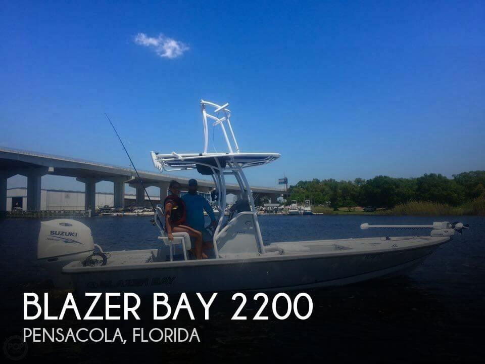 2016 Blazer Bay 22 - Photo #1