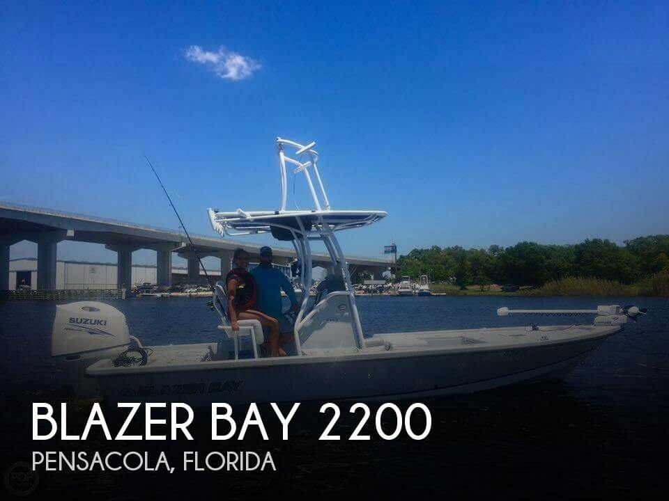 Blazer bay 2200 for sale in pensacola fl for 54 000 for Pensacola bay fishing