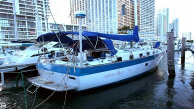 Lancer Yachts 42 masthead sloop, 45', for sale - $69,000