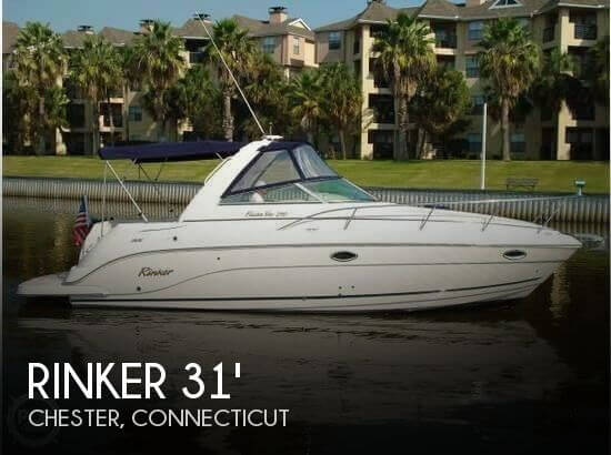 2003 RINKER 290 FIESTA VEE for sale